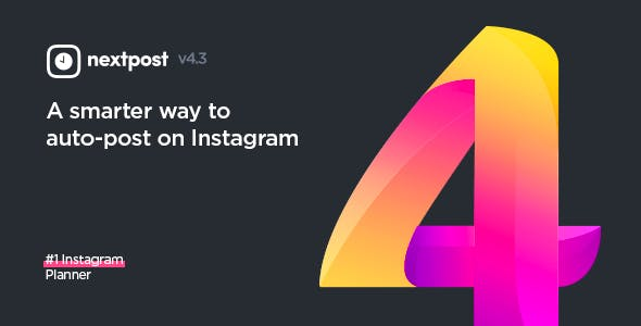Instagram Media Planner v4.3.0