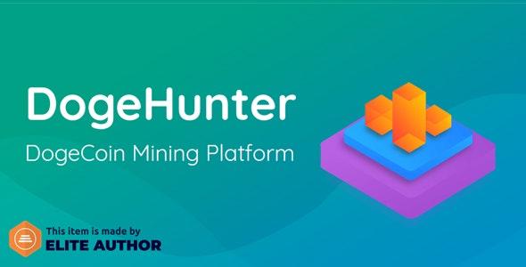 DogeHunter – Dogecoin Mining Platform