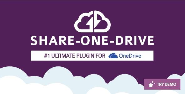 Share-one-Drive v1.9 – OneDrive plugin for WordPress