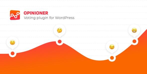 Opinioner v2.0.0 - WordPress voting plugin