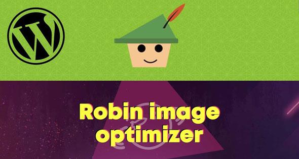 Robin Image Optimizer Pro v1.4.0 - WordPress Plugin