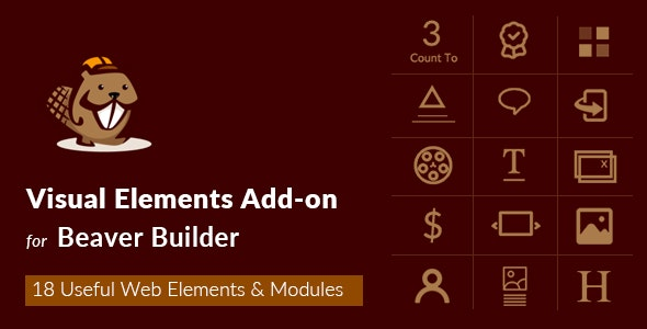 Visual Elements Addon For Beaver Builder v1.0.0