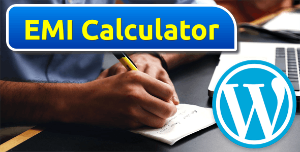 EMI Calculator for WordPress v9.0
