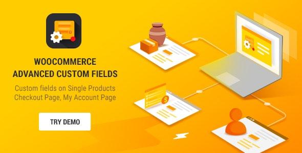 Advanced Custom Fields for WooCommerce v5.0.0