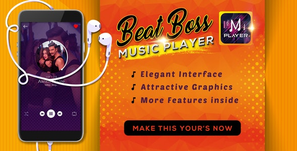Beat Boss v1.0 - Music Players