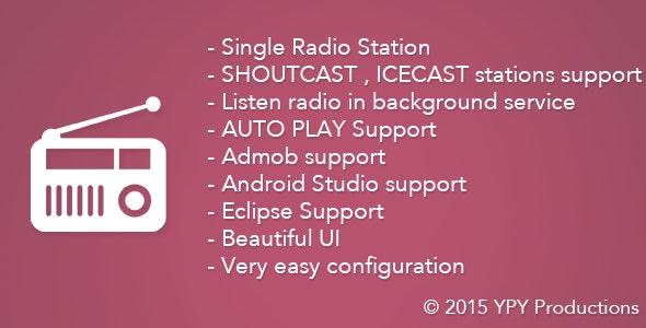 My Radio v1.3