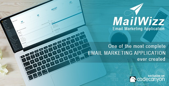 MailWizz v1.9.12 - Email Marketing Application - nulled