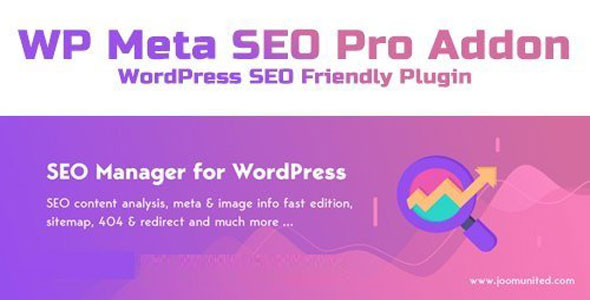 WP Meta SEO Pro Addon v1.4.1 – WordPress SEO Friendly Plugin