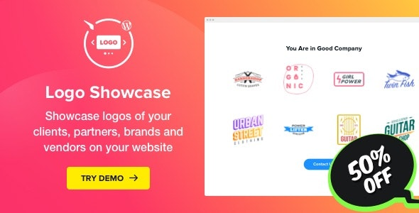 Logo Showcase v1.1.0 - WordPress Logo Plugin