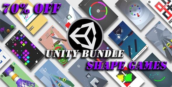 Unity Shape Games Bundle