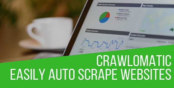 Crawlomatic v1.6.9.7 - Multisite Scraper Post Generator Plugin for WordPress