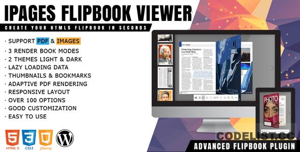 iPages Flipbook For WordPress v1.3.4