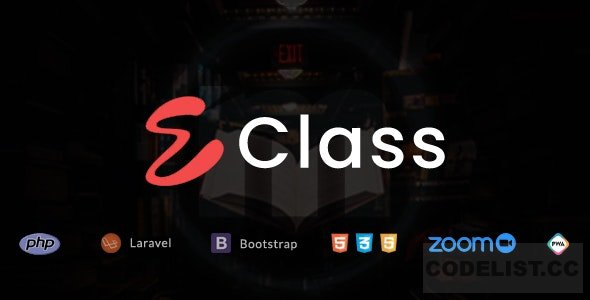 eClass v1.9 - Learning Management System - nulled