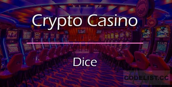 Dice Game v1.2.0 - Add-on for Crypto Casino