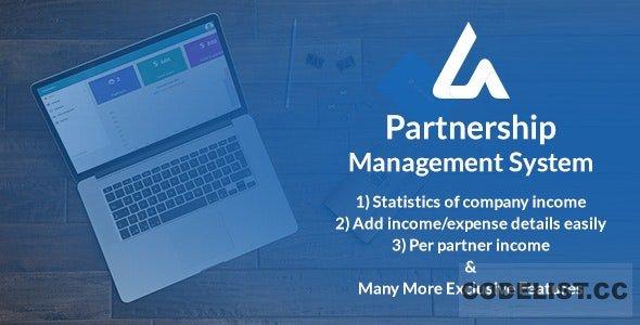 Partnership Management System v1.0.1