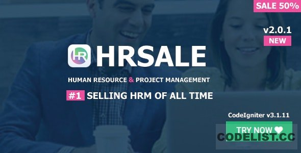 HRSALE v2.0.1 - The Ultimate HRM