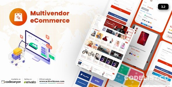 Active eCommerce CMS v3.2 - nulled