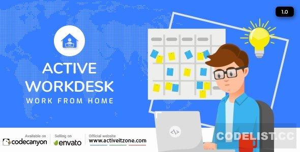Active Workdesk CMS v1.0