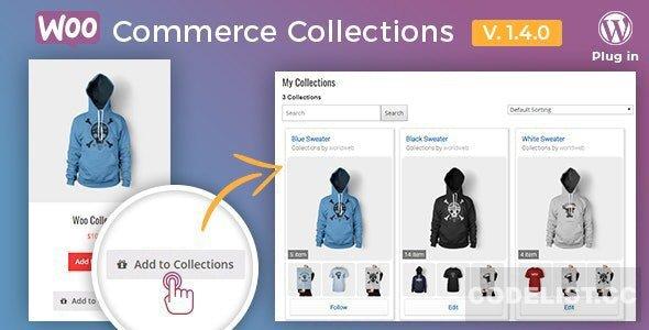 Docket v1.4.0 - WooCommerce Collections / Wishlist / Watchlist - WordPress Plugin