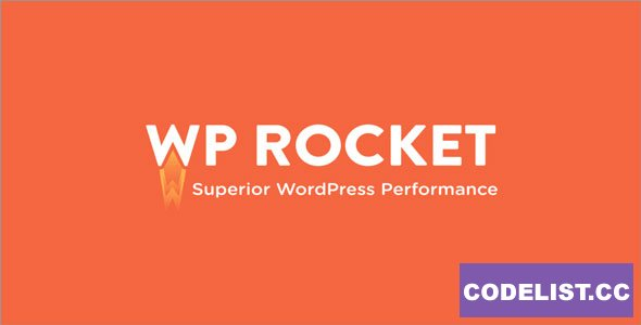 WP Rocket v3.8.5 - WordPress Cache Plugin