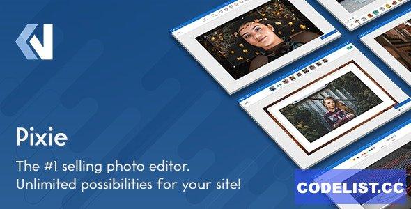 Pixie v2.2.2 - Image Editor