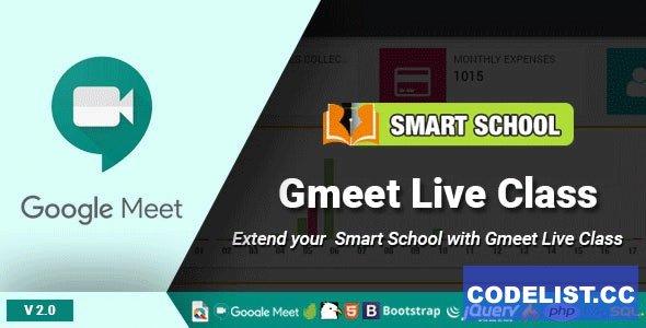 Smart School Gmeet Live Class v2.0.2