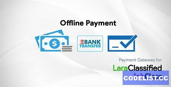 Offline Payment Gateway Plugin v2.3