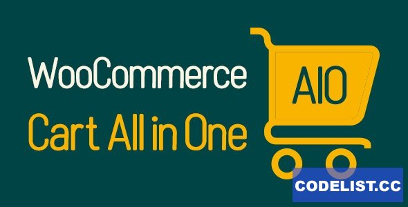 WooCommerce Cart All in One v1.0.1.5 - One click Checkout - Sticky|Side Cart