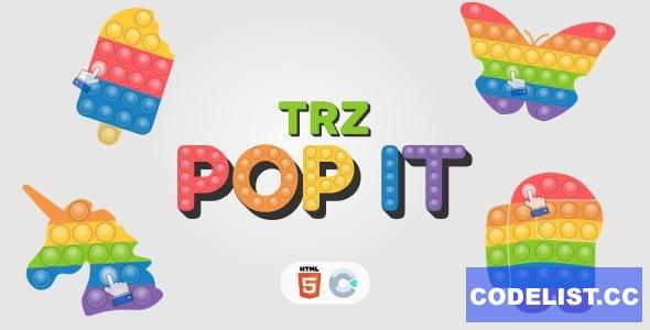 TRZ Pop it v1.0 - HTML5 Relaxing game