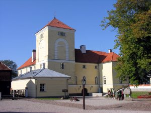 Ventspils Livonian Castle