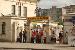 Kalvariu Turgus Vilnius