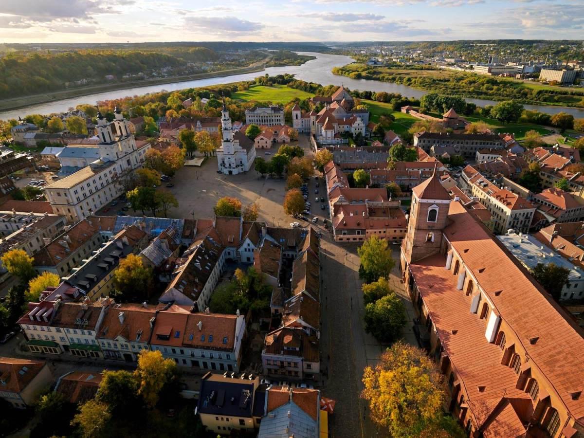 Kaunas Old Town Exploring Kaunas