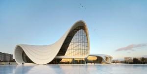 Heydar Aliyev Center Baku Azerbaijan
