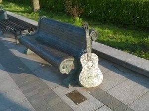 bench-vilnius