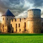 Cesis Castle Latvia