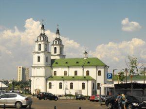 Belarus-Minsk-Cathedral