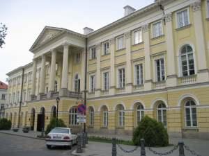 Kazimierz Palace Warsaw University