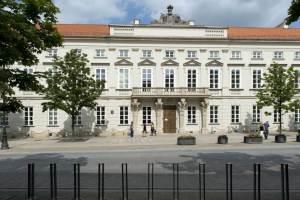 Tyszkiewicz - Potocki Palace Warsaw Poland