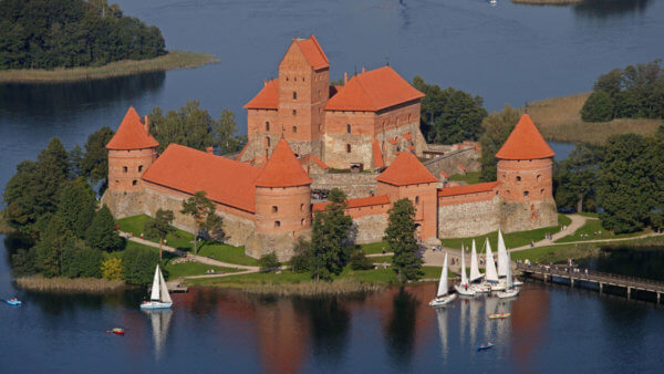 Trakai and Trakai Castle Lithuania