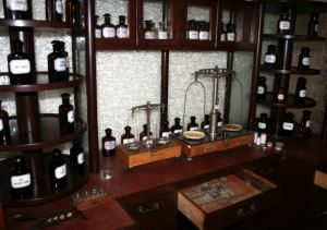 Museum of the History of Medicine and Pharmacy Bialystok Interior