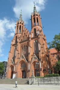 Cathedral Complex of the Assumption of the Holy Mary Bialystok