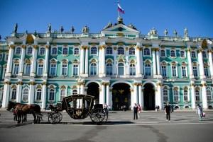 hermitage st petersburg russia