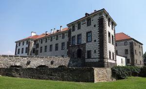 Nelahozeves Castle Czech Republic