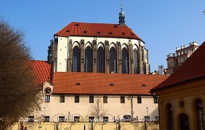 Church Of Our Lady Of The Snows Prague
