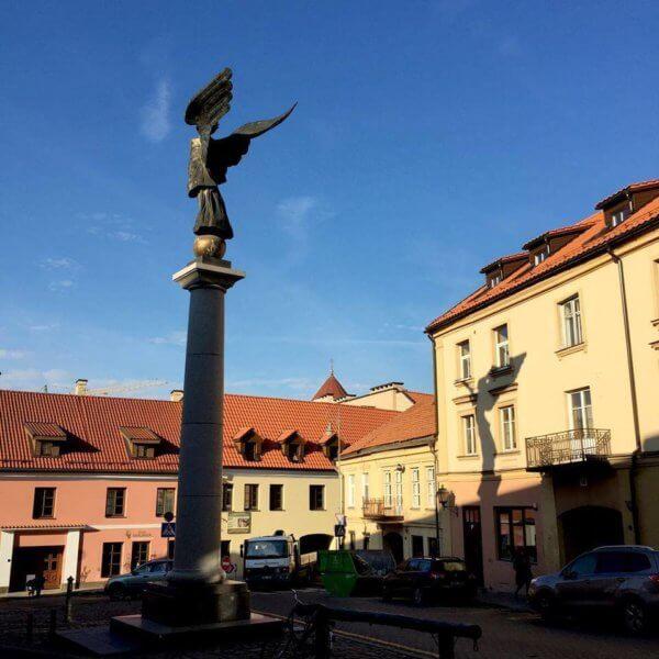 Uzupis Vilnius An Independent Republic