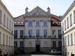 Morsztyn Palace Warsaw