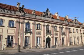 Branicki Palace Warsaw