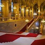Parliament Building Hungary Budapest interior