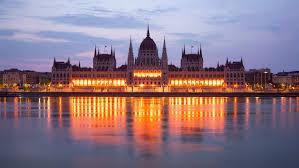 Parliament Building Hungary Budapest Parliament