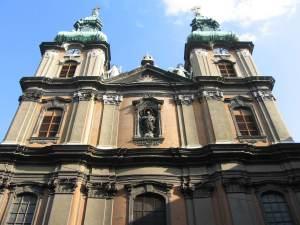 University Church Budapest